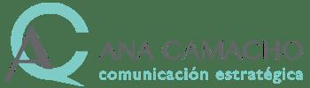Ana Camacho - Comunicación estratégica